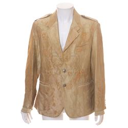You Don't Mess with the Zohan – Phantom's (John Turturro) Distressed Jacket – V550