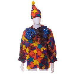 Zombieland – Clown Zombie's (Derek Graf) Shirt & Hat – V482