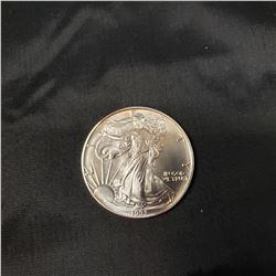1993 Silver Liberty Eagle 1OZ