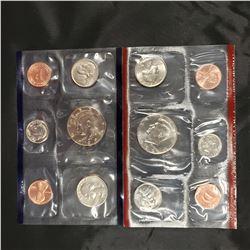1992 P & D Mint Set