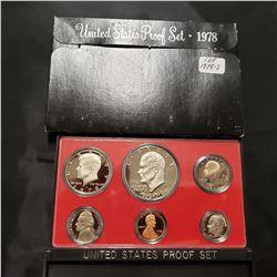 1978 S-Proof Set