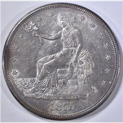 1875-S TRADE DOLLAR BU