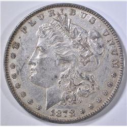1878-7TF MORGAN DOLLAR, AU