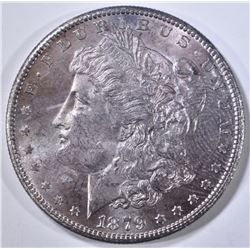 1879-S MORGAN DOLLAR  GEM BU