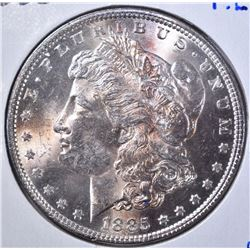 1885 MORGAN DOLLAR  GEM BU  PL