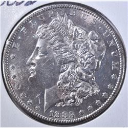 1883-S MORGAN DOLLAR  NICE BU