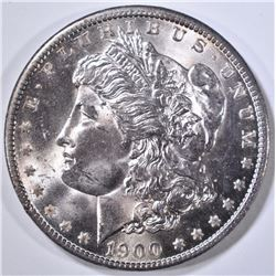 1900-O MORGAN DOLLAR   GEM BU