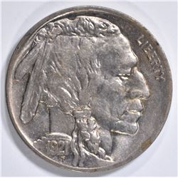 1921 BUFFALO NICKEL  BU