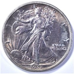 1917-D REV WALKING LIBERTY HALF CH BU
