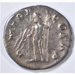 218-222 AD SILVER DENARIUS