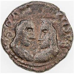 BOSPOROS: Kotys III, 228-235, AE double denarius (10.34g). F-VF