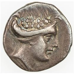 EUBOEA: Anonymous, 3rd-2nd Century BC, AR tetrobol (1.39g). VF