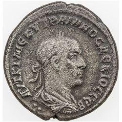 ROMAN EMPIRE: Trajan Decius, 249-251 AD, BI tetradrachm (10.49g), Antioch, Syria. F-VF