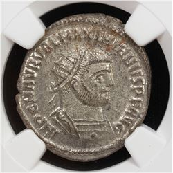 ROMAN EMPIRE: Maximian, first reign, 286-305 AD, ND (290-4 AD). NGC MS