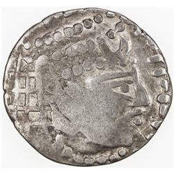 CHORESMIA: Ramik, late 6th century, AR tetradrachm (6.83g). VF