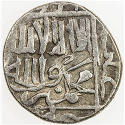 TIMURIDS: Shahrukh, 1405-1447, AR tanka (4.95g), Tarum, ND. VF-EF