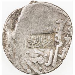QARA QOYUNLU: Iskandar, 1420-1438, AR tanka, ND, NM. VF-EF