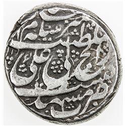 AFSHARID: 'Adel Shah, 1747-1748, AR double rupi (23.32g), Mashhad, AH1161. VF