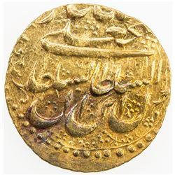 QAJAR: Fath 'Ali Shah, 1797-1834, AV toman (4.55g), Tehran, AH1233. VF-EF
