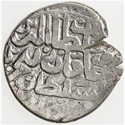 OTTOMAN EMPIRE: Osman II, 1618-1622, AR onluk, Canca, AH1027. F-VF