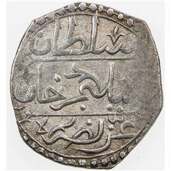 ALGIERS: Selim III, 1789-1807, AR 1/8 budju, Jaza'ir, AH1218. VF-EF