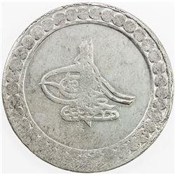 TURKEY: Mustafa III, 1757-1774, AR piastre, AH1171 year 5. EF