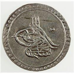 TURKEY: Selim III, 1789-1807, BI 5 para, AH 1203 year 14. AU