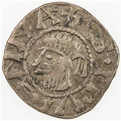 FRANCE (MEDIEVAL): VIENNE: AR denier, ND (12th-14th centuries). F-VF