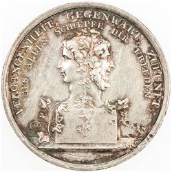 GERMANY: GERMAN STATES: AR medal (13.79g), ND (ca. 1800)