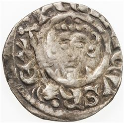 ENGLAND: John, 1199-1216, AR penny (1.26g), London mint. F