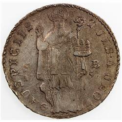 ITALIAN STATES: RAGUSA: AR ducato, 1797. VF-EF