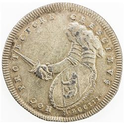 SWISS CANTONS: BERN: 16 pfennig (7.64g), 1703. VF-EF