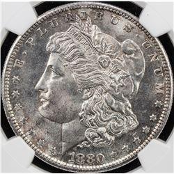 1880-S Morgan $1
