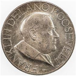 UNITED STATES: AR medal (12.39g), 1945. UNC