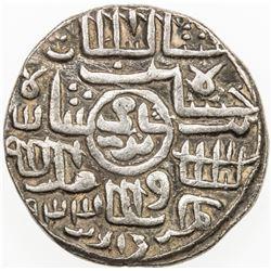 INDIA SULTANATES: BENGAL: Mahmud Shah V, 1532-1538, AR tanka, Dar [al-Zarb], AH933. VF