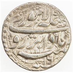 MUGHAL: Jahangir, 1605-1628, AR rupee (11.43g), Lahore, AH1030 year 16. EF