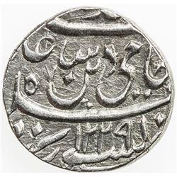 AWADH: AR rupee, Muhammadabad Banaras, AH1229 year 26. EF