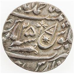 AWADH: AR rupee, Muhammadabad Banaras, year 25. EF-AU