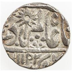 CHHATARPUR: AR rupee, AH1192 year 23. VF-EF
