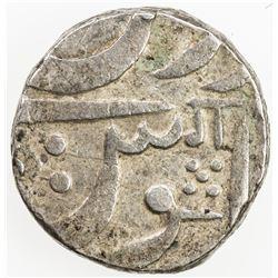 MARATHA: MIRAJ: AR rupee (11.16g), Murtazabad, ND. VF