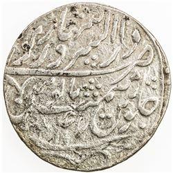 BENGAL PRESIDENCY: AR rupee (11.01g), Saharanpur, AH12120 (sic) year 47. VF