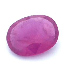 12.96 ctw Oval Ruby Parcel