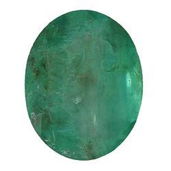 2.4 ctw Oval Emerald Parcel