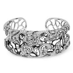 18k Gold 7.21CTW Diamond Bracelet, (SI2-SI3/H-I)