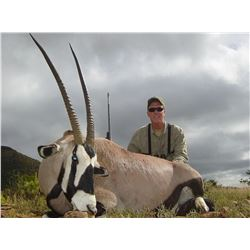 10 Day South African Safari for 2 Hunters for 2020 or 2021