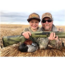 Youth Waterfowl Hunt for 2 Hunters
