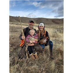 Green Gulch Pheasant Hunt