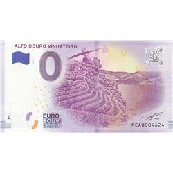Fantasy banknotes, 0 Euro, 2018, UNC, Alto Douro Vinhateirobr/