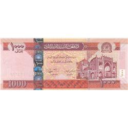 Afghanistan, 1.000 Afghanis, 2012, UNC, p77br/