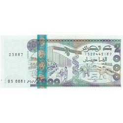 Algeria, 2.000 Dinars, 2011, UNC, p144br/serial number: 1320442187